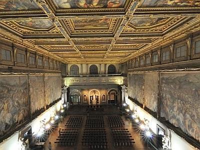 Sala Dei 500 Firenze.Firenze 2013